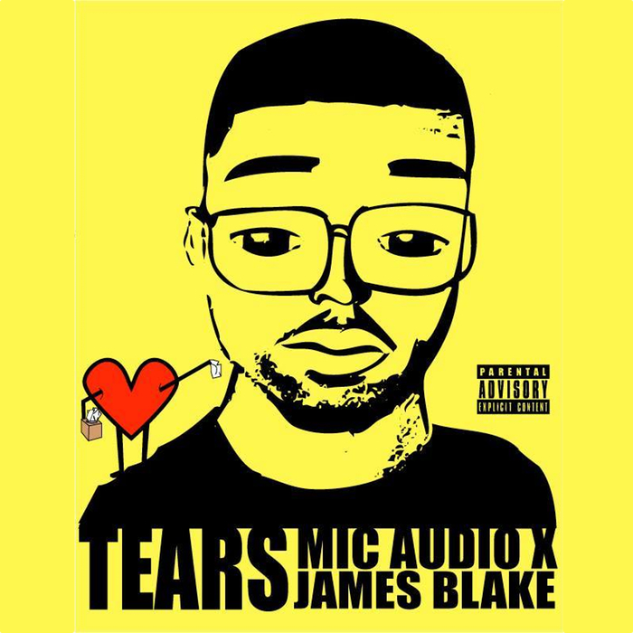 Mic Audio Vs James Blake - Tears (art)